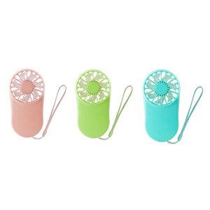 Wholesale Rechargeable USB Mini Portable Pocket Fan Cool Air Hand Held Travel Cooler Cooling Mini Fans