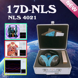 The Bioplasm 17D-NLS Non-Linear Analysis System Bioresonance Machine - Aura Chakra Healing
