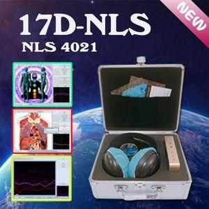 The Newest Version Bioplasm 17D-NLS Non-Linear Analysis System Bioresonance Machine - Aura Chakra Healing Free Shiiping For You