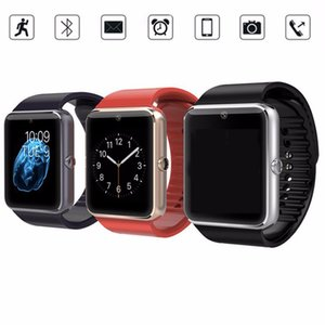 GT08 Bluetooth SmarWatch with SIM Card for Android Samsung and IOS Apple iphone can record the sleep state goophone watch