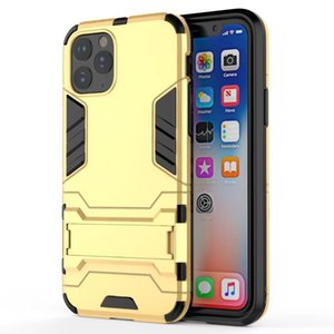 Wholesale Military Armor Hard Case For iphone Pro Max Xs Max Xr X Shockproof Stand Holder Phone Cover For iphone Plus s