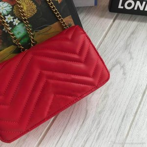 Wholesale Luxury Handbags high quality Designer Handbags Original soft Sheepskin Genuine Leather women Shoulder Bags Come with BOX hobo bag AA476433