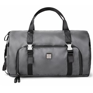 Wholesale new factory hot sell mens Polyester travel custom canvas Polyester duffle bag
