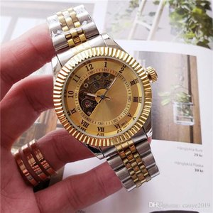 Wholesale luxury watch Mechanical automatic Watch Top Brand daydate men bracelet yacht master vintage watch Stainless Steel dial Hand winding Watches
