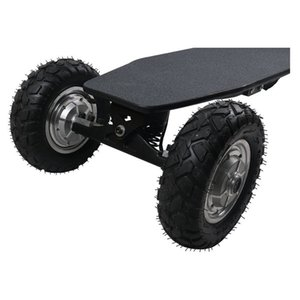 Wholesale New DIY Off Road Electric Skateboard Truck Mountain Longboard inch Truck Wheels Parts for Off Road Skateboard Downhill Board