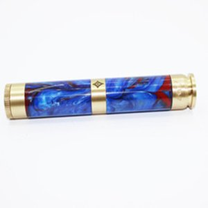 AV Able Stacked Dual MECH Mod 18650 Mechanical Mod Brass IN USA fast shipping