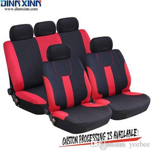 Wholesale DinnXinn 110481F8 Mercedes 9 pcs full set Polyester car seat covers baby supplier from China zhejiang