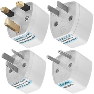 Wholesale universal socket outlets resale online - Universal Travel adapter Plug Outlet Worldwide V AC Adaptor Socket in US EU AU UK Power adaptor Converter