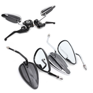 Motorcycle Rear Side Mirror For Harley Road King Touring XL 883 Road King Fatboy Softail Bobber Chopper Street Glide