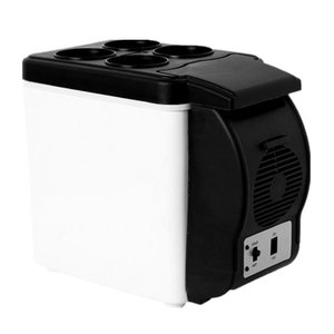 Wholesale Mini Car Refrigerator Multi function Travel Fridge Home Cooler Warmer