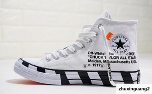 Wholesale 2019 Hi White Black s Mens One Chuck s Casual Canvas Shoes For Skate Designer Womens Sneakers Trainers Chaussures