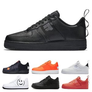 Wholesale Utility Classic Black White Wheat dunk Men Women Casual Shoes red one Sports Skateboarding High Low Cut Trainers Sneakers