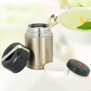 Wholesale 304 Stainless Steel Lunch Box For Hot Container Ml Vacuum Bottle Thermos Hot Water Cup