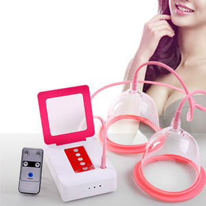 Wholesale chest machine resale online - Vacuum Breast Massage Therapy Machine Enlargement Pump Lifting Breast Enhancer Massager Cup for Enlargement Enhancement Chest
