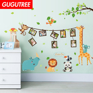 Decorate Home photo trees animal cartoon wars art wall sticker decoration Decals mural painting Removable Decor Wallpaper G-2279