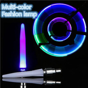 Motion Activated Glow Bike Flashlight Car Motorcycle Tire Valve Caps Wheel Light Amazing Fantastic Bicycle Accessory LEDs