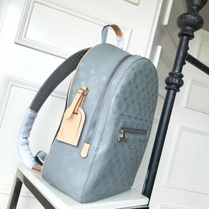 top quality luxury mens designer blue backpack sport backpacks backpack