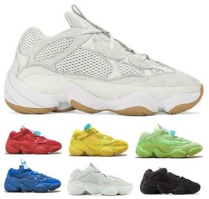 Wholesale Designer Wave Runner Running Shoes Shadow Utility White Salt Bone Blush Stone Desert Rat Kanye West Mens Women Trainers Shoes Sneakers