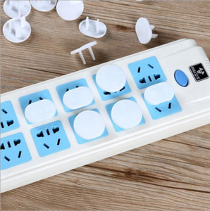 Wholesale electrical sockets for sale - Group buy Baby Kids safety Electrical Power Outlet Socket Lock Cover Cap Anti Electric Shock Guard baby anti electric Household