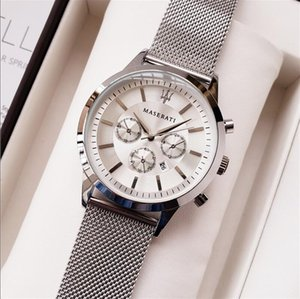 Wholesale Lowest Price Simple Stainless Steel Mesh Automatic Quartz Men Watch For Men sports Wristwatch