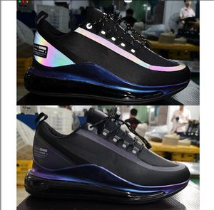 2020 Air 720 React Run Utility Running Shoes Men Airs Cushion Sports Shoes Womens Sneakers Max 720 React Trainers