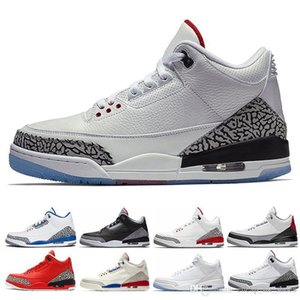 Wholesale Pure Men Basketball Shoes New White Black Cement Tinker Jth Qs Katrina Free Throw Line International Flight True Blue Mens Sports Sneaker