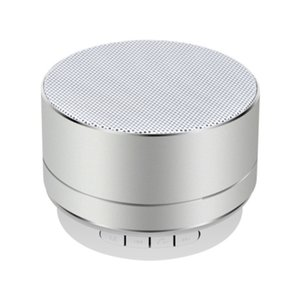 Wholesale A10 Bluetooth Speaker Mini Portable Outdoor Speaker Wireless with FM Memory Card Slot LED Audio Player MP3 Tablet Phone