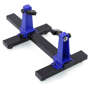 Wholesale SN Rotation Portable Jig Tool Assembly Stand Clamp PCB Soldering Printed Adjustable Frame Circuit Board Holder
