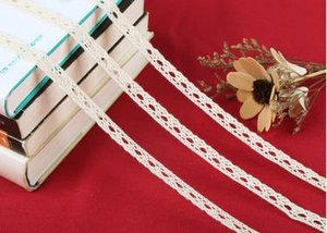 Wholesale 5 m lace trimmings decorative ribbon diy handmade ribbon material lace edge clothing lace fabric