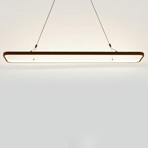 Wholesale acrylic ceiling pendant resale online - New Creative modern LED lights Kitchen acrylic metal suspension hanging ceiling lamp for dinning room lamparas colgantes