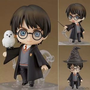 10cm anime movie Harry Potter Figuur Nendoroid 999 Leuke Actiefiguren Model Speelgoed PVC Figures Model Doll Toys Gift