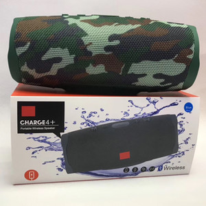 Wholesale Charge Wireless Bluetooth Speaker Waterproof Sport Portable Subwoofer Stereo Bass Sound Speakers Support Handsfree Mic TF Card In Package