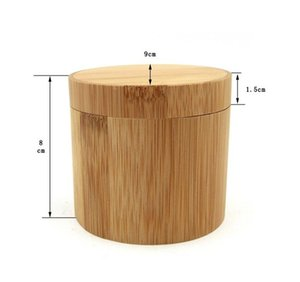 Wholesale Natural Bamboo Box For Watches Jewelry Wooden Box Men Wristwatch Holder Collection Display Storage Case Gift