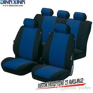 Wholesale DinnXinn BS031F Buick 9 pcs full set velvet funny car seat covers trading from China