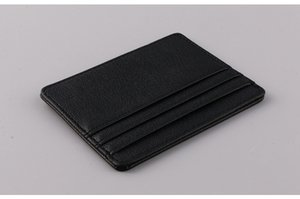 Wholesale 2020 Short Fashion Card Holders Sale New Style men women Cheap White Black Wallet Free Shipping 66-2s