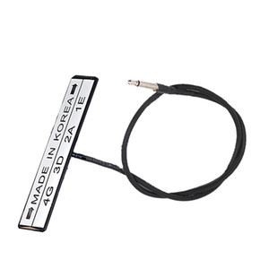 Wholesale NAOMI 3 4 4 4 Double Bass Pickup Piezo Pickup Double Bass Pickup Transducer Piezo
