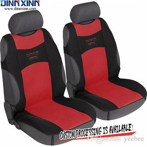 Wholesale DinnXinn 110051F9 Ford 9 pcs full set PVC leather genuine leather car seat covers manufacturer from China