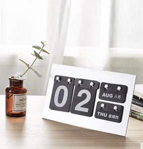 Wholesale marriage cards designs for sale - Group buy Calendar card creative decoration loft decoration interior design bedroom room practical home small items Nordic ins