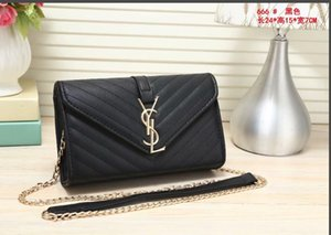 2019 fashion trend chain rhombic pu small square bag casual shoulder bag small wild Messenger