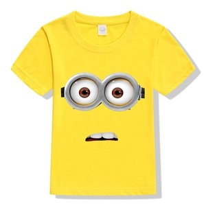Wholesale T shirts Boys t shirts for ages to cartoon children t shirts fashion versatile short sleeved modal material