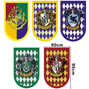 Wholesale 2x3 FT Custom Harry Potter Anime Flag ONE PIECE Power Game Banner Bar Polyester Home Decoration Hanging Flag Digital Printing