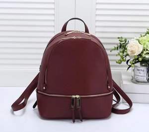 Wholesale 2019 new Fashion women famous backpack style bag handbags for girls school bag women Designer shoulder bags purse