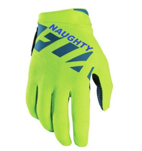 Wholesale NEW Delicate Fox Green Raner MX Gloves Motocross Off Road Bicycle Riding Racing DH MTB Gloves