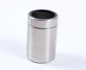 Wholesale 12oz Stainless Steel tumbler Mugs Cars beer cola Can Insulated Koozie cooler Cups Holder