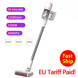 Xiaomi Youpin Shunzao Z11 pro Handheld Cordless Vacuum Cleaner 26000Pa Strong Suction Brushless Motor Deep Mite Removal