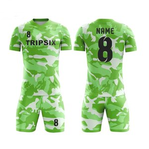 Wholesale College League price hot sale design DIY sublimation custom soccer shirt for men OEM Soccer Uniforms Customize Football Jerseys