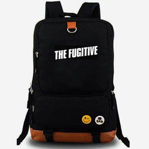 Wholesale best schoolbag resale online - Kimble backpack The Fugitive daypack Subway fight best laptop schoolbag Leisure rucksack Sport school bag Outdoor day pack