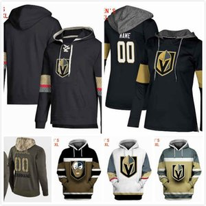 Wholesale Mens Vegas Golden Knights Hoodie Erik Haula 56 Reilly Smith 19 Jonathan Marchessault 81 Ryan Reaves 75 Tomas Tatar 90 Tomas Hyka 38 S-3XL