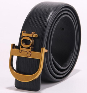 Ladies and gentlemen's latest fashion, buckle leisure belt, foreign trade men and women fashion leisure fashion hot style