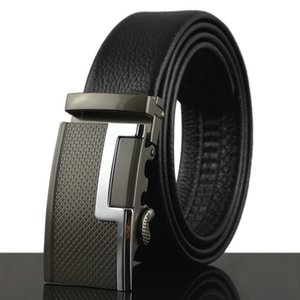 Wholesale Outer single export products new Korean business leather belt first layer leather belt male